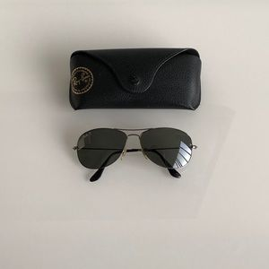 Ray-Ban 100% Authentic Aviators